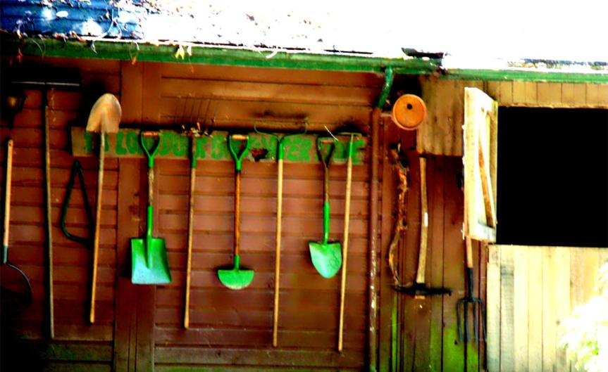 Gardening Tools [CCBY JenniferC]
