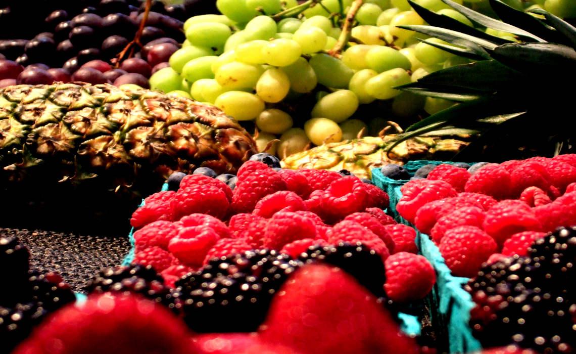 Various Fruits [CCBYSA PlumandJello]