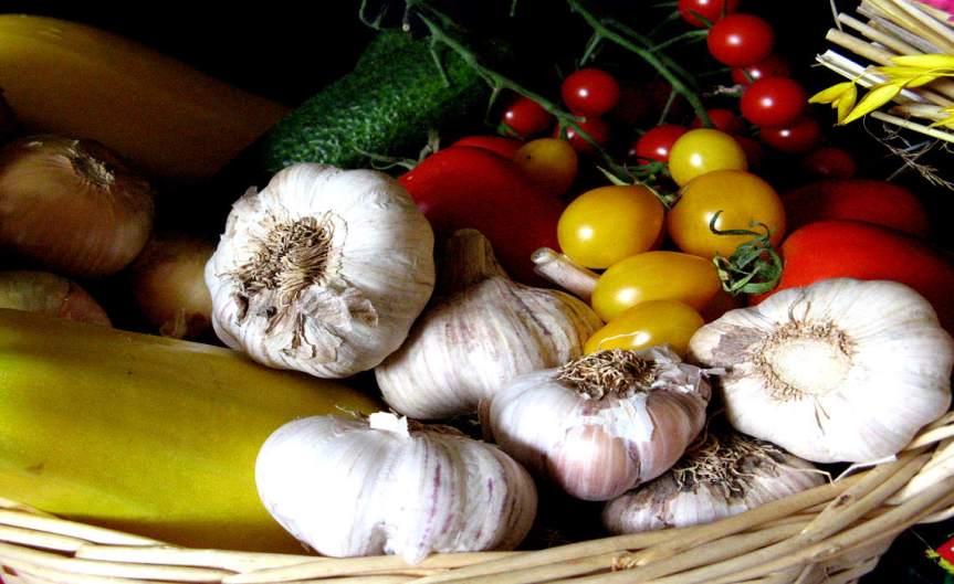 Autumn Vegetables [CCBY kylts]