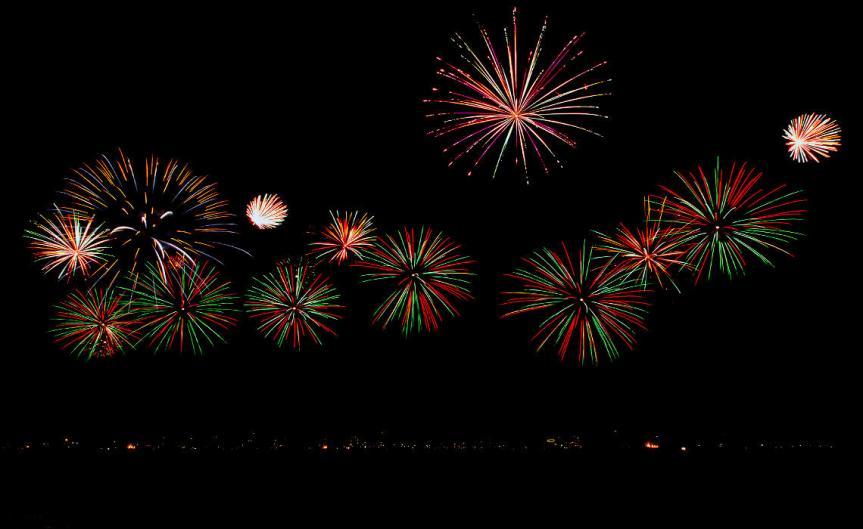 Fireworks [CCBY ludovick]