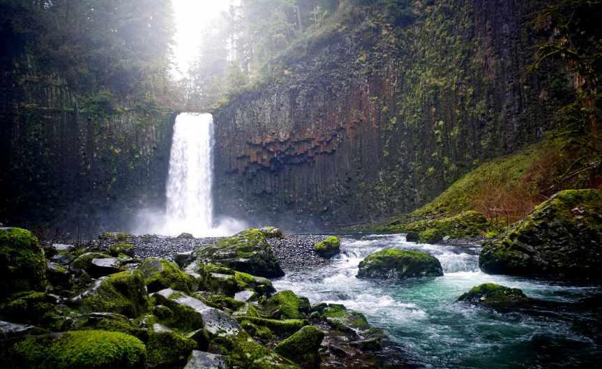 Waterfall [CCBY ThomasShahan]