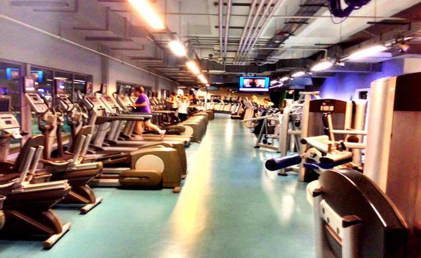 Gym [CCBY HealthGauge]