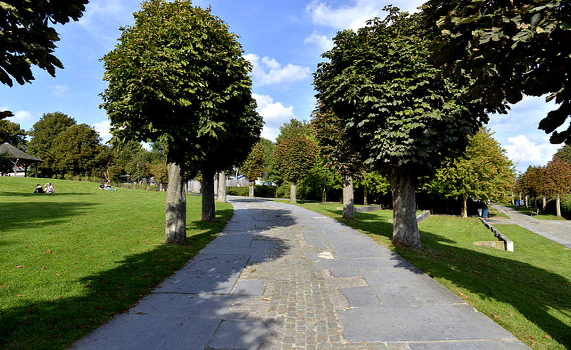 Pathway [CCBY StephaneMignon]