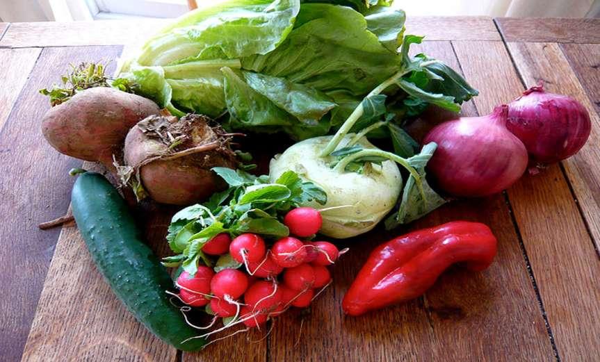 Vegetables [CCBY JessicaSpengler]