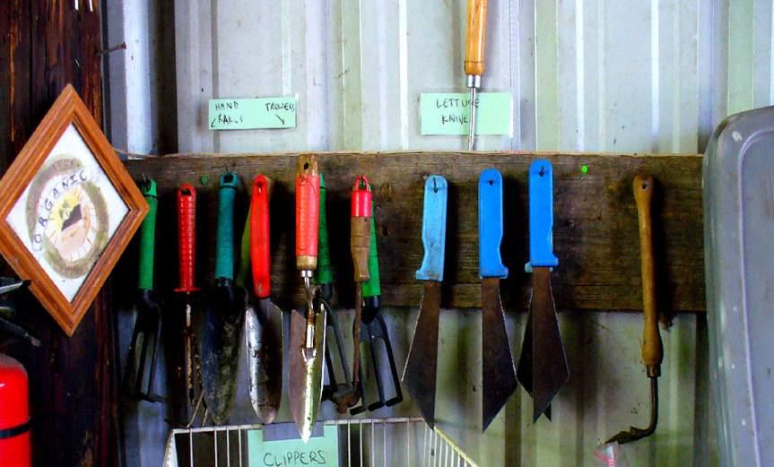 Tools [CBBY MelvinBuddyBaker]