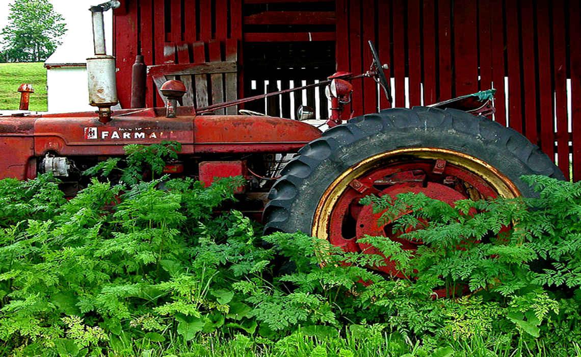 WeedTractor [CCBY DonOBrien]