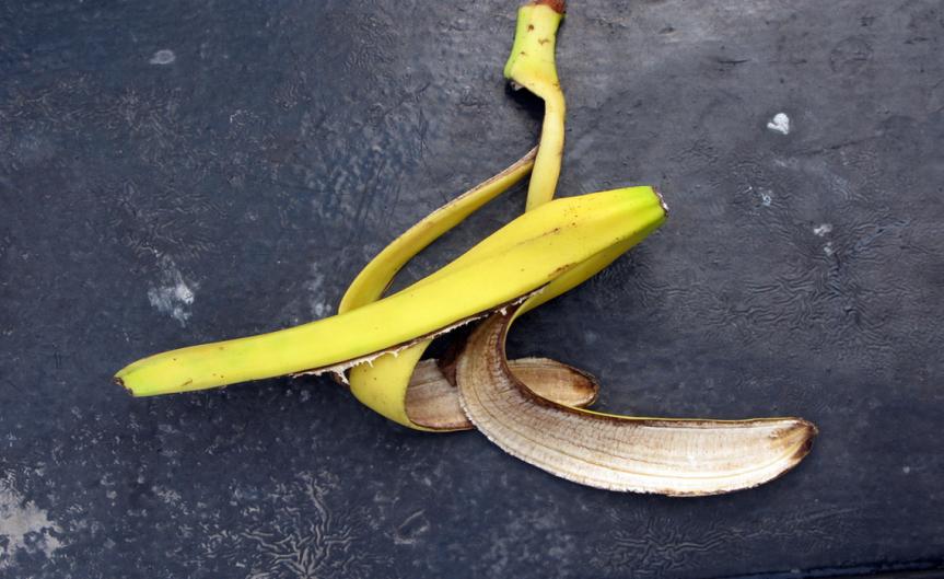 Banana [CCBY JonJordan]