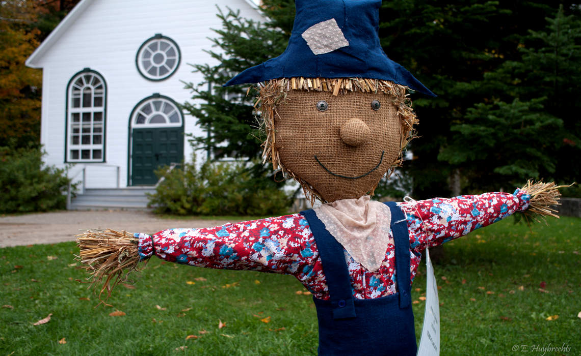 Scarecrow [CCBY EmmanuelHuybrechts]