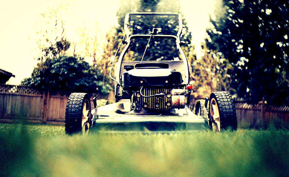 Lawnmower [CCBY YutakaSeki]