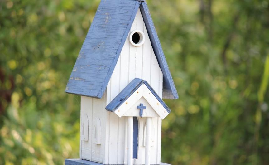 birdhouse [CCBY jbkilpatrick ]