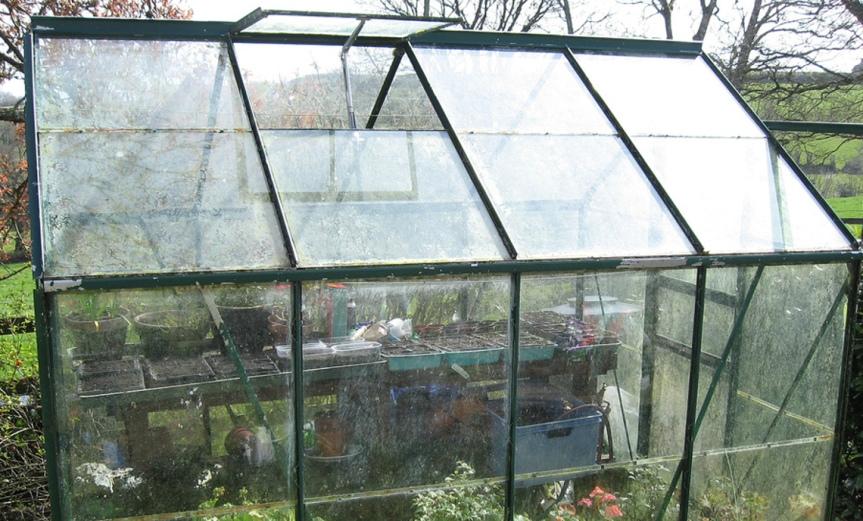Greenhouse [CCBY Kai Hendry]