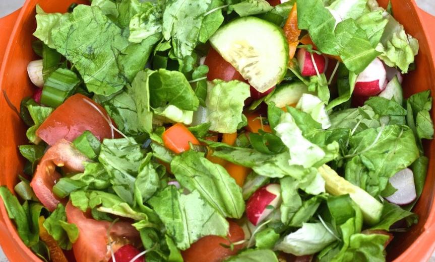 Salads [CCBY fenwench]